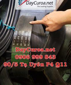 Dây curoa Alpha Power Belt 5L-SPB-3750-1