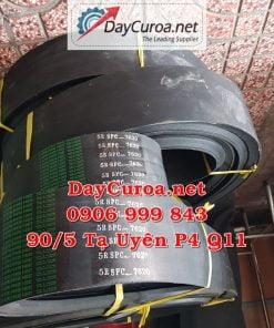Dây curoa Alpha Power Belt 5R-SPC7620