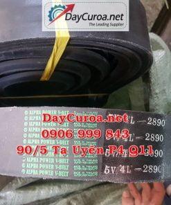 Dây curoa Alpha Power Belt 5V-4L-2890-1