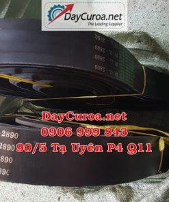 Dây curoa Alpha Power Belt 5V-4L-2890-3