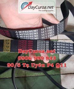 Dây curoa Alpha Power Belt 6R-3VX750-1