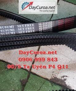 Dây curoa Alpha Power Belt 6R-3VX750-2
