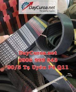 Dây curoa Alpha Power Belt 6R-3VX750