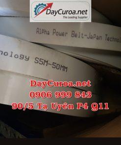 Dây curoa Alpha Power Japan S5M-50MM