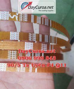 Dây curoa Bando T5-840-T5-780