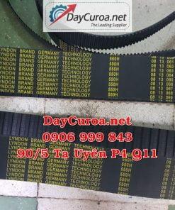 Dây curoa Lyndon Brand Germany Technology 550H