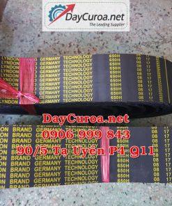 Dây curoa Lyndon Brand Germany Technology 650H-A