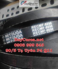 Dây curoa Mitsuba RECMF-8690-2