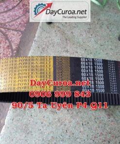 Dây curoa Mitsuboshi MBL 60X181500