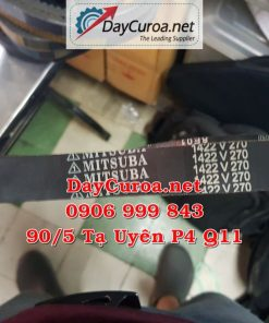 Dây curoa Mitsusumi Sanlux 1422V270-2