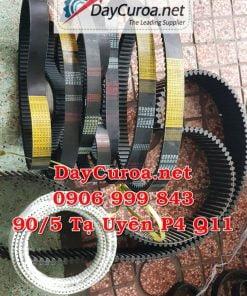 Dây curoa Mitsusumi Sanlux 2322V396-1922V350-40X16-1160La-1