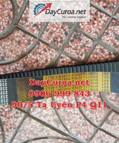 Dây curoa Mitsusumi Sanlux 2322V480