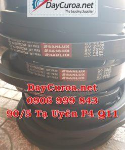 Dây curoa Mitsusumi Sanlux 8V2900