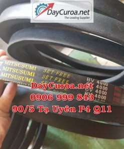 Dây curoa Mitsusumi Sanlux 8V4000-1