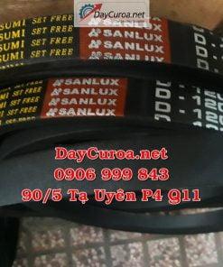 Dây curoa Mitsusumi Sanlux D120-3
