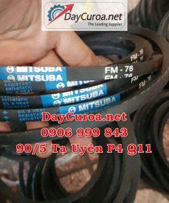 Dây curoa Mitsusumi Sanlux FM76