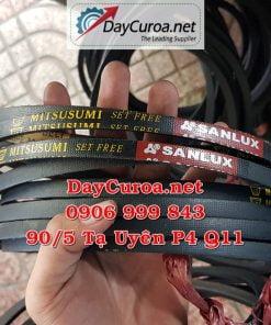 Dây curoa Mitsusumi Sanlux FM80