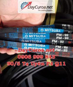 Dây curoa Mitsusumi Sanlux FM92