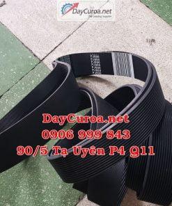 Dây curoa Mitsusumi Sanlux PJ800-1