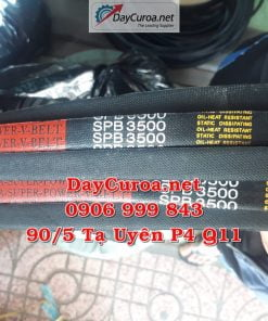 Dây curoa Mitsusumi Sanlux SPB3500-1
