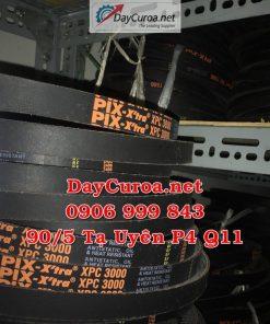 Dây curoa Mitsusumi Sanlux XPC3000