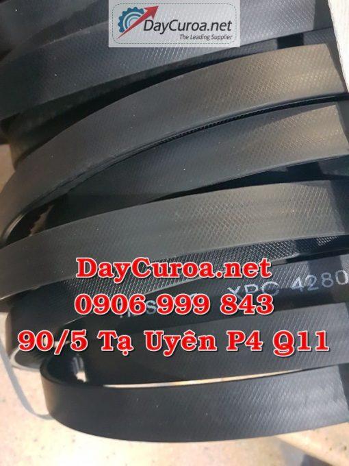Dây curoa Mitsusumi Sanlux XPC4280-2