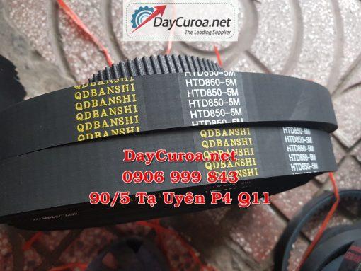 Dây curoa Taka Power Germany HTD-850-5M