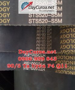 Dây curoa Taka Power Germany STS-520-S5M-HTD-535-5M-HTD-500-5M